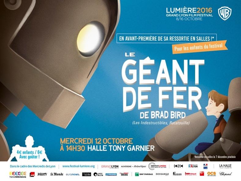 Affiche GeantFer