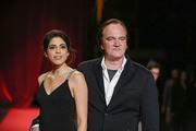 Daniela Pick et Quentin Tarantino