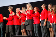Les bénévoles du festival Lumière 2016