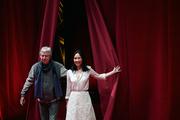 Régis Wargnier et Linh-Dan Pham