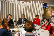 Le préfet et les bénévoles - Radio Lumière