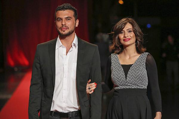 Noor Azizi et Marina Golbahari
