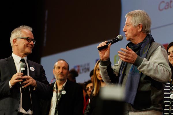 Thierry Frémaux et Régis Wargnier