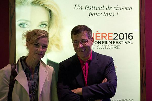 Anne Consigny et Antoine Sire - Pathé Bellecour
