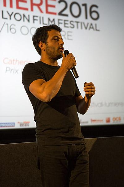 Mabrouk El Mechri - Pathé Bellecour