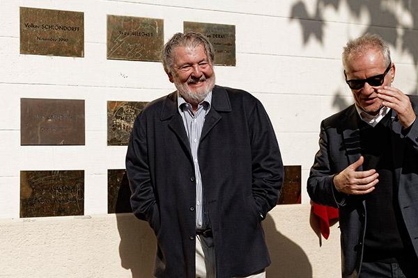 Walter Hill - Le Mur des cinéastes