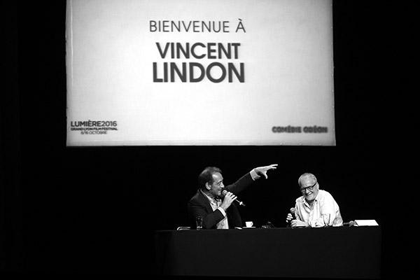 Master class Vincent Lindon - Comédie Odéon