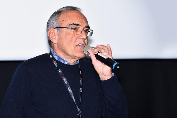 Alberto Barbera - Cinéma La Fourmi
