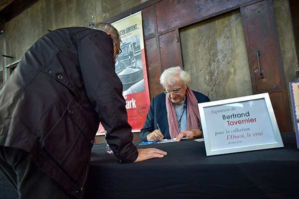 Bertrand Tavernier - Hangar du Premier-Film