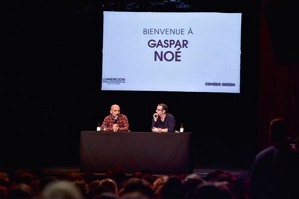 Master class Gaspar Noé - Comédie Odéon