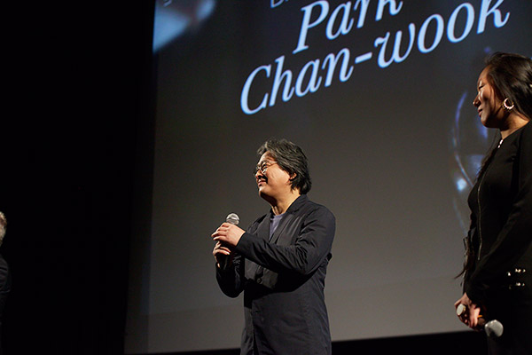 Park Chan-wook - Hangar du Premier-Film