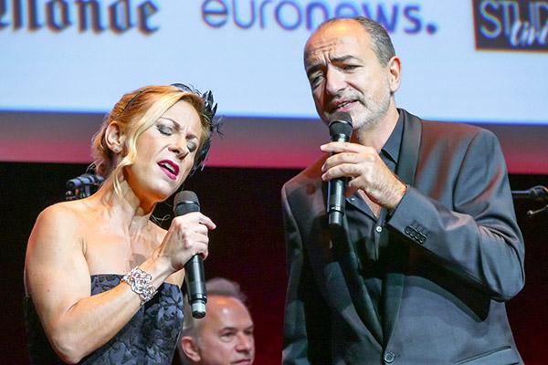 Natalie Dessay et Laurent Naouri