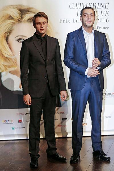 Rod Paradot et Adel Bencherif