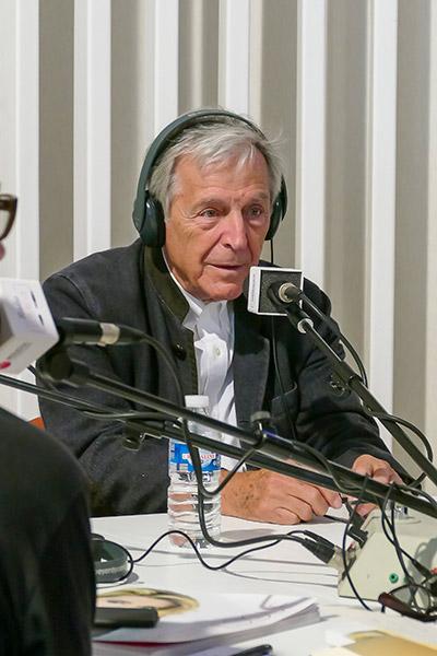 Costa-Gavras - Radio Lumière