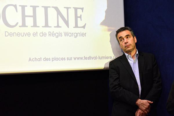 Serge Bromberg - Cinéma La Fourmi