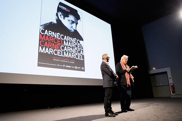 Thierry Frémaux et Bertrand Tavernier